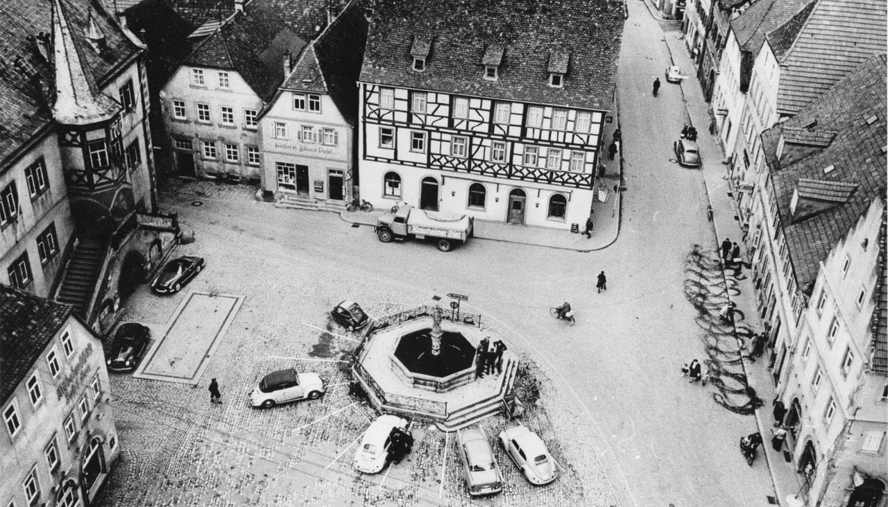 Tuchhaus Historie Marktplatz